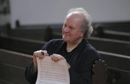 Wolfgang Rihm (Bild: Kai Bienert)