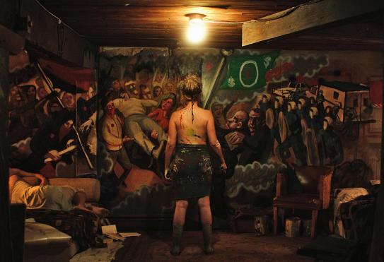 Ceux qui font les révolutions à moitié n'ont fait que se creuser un tombeau (Image: © Eva-Maude T-Champoux)